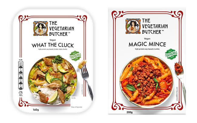 A New Range Of Plant Based Meat Alternatives From The
