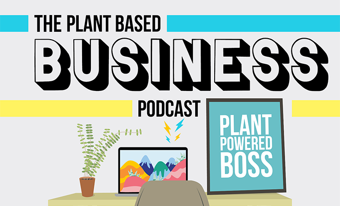 Vevolution launches a new weekly podcast to help you create a vegan business