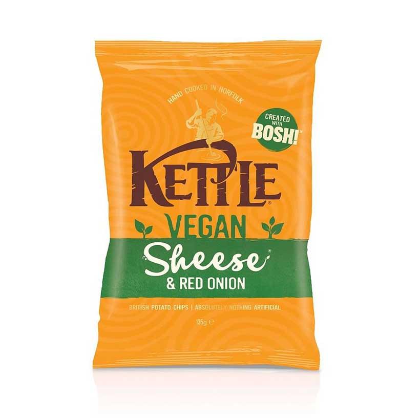 Image result for kettle chips vegan