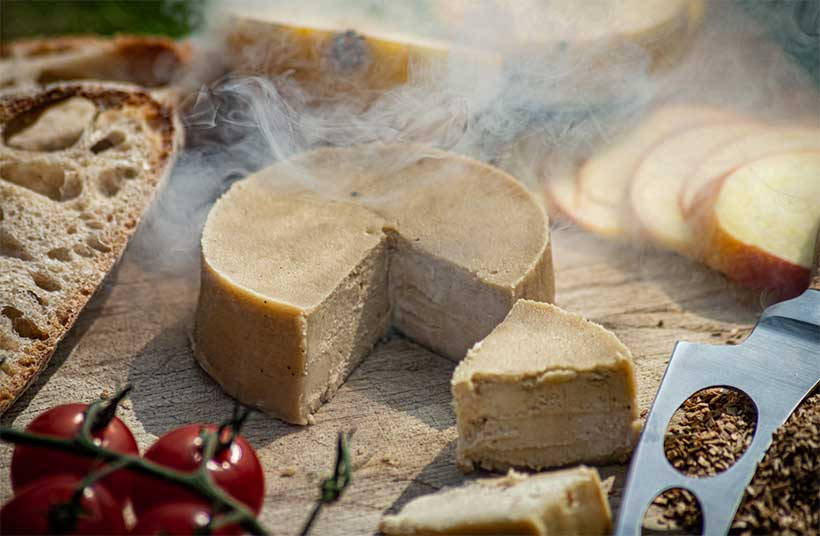 Discover the best vegan cheeses for your festive vegan cheeseboard this Christmas