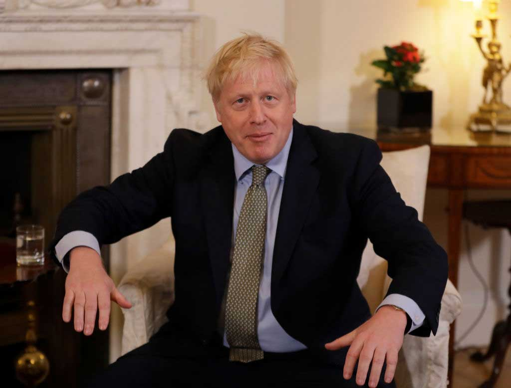 Boris Johnson says veganism is a 'crime against cheese-lovers'