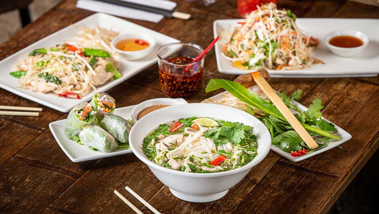 Pho launches a brand new vegan menu making its entire menu 40% plant-based