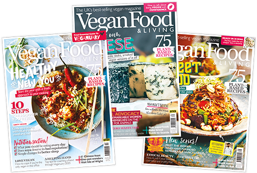 Vegan Food Living Vegan Magazine