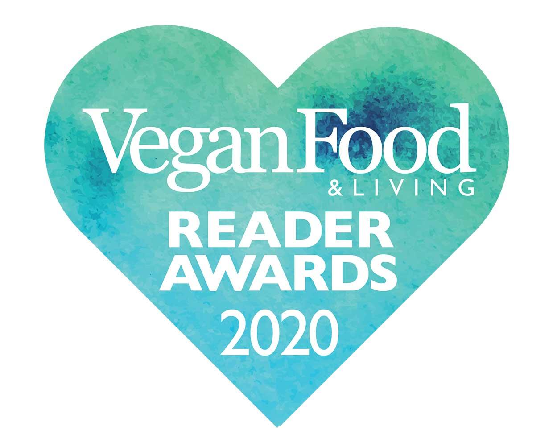 Vegan Food & Living Reader Awards 2020