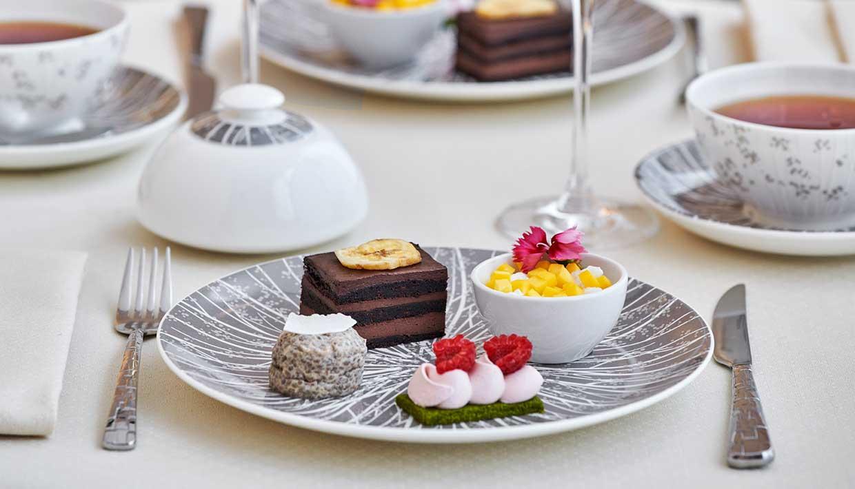 InterContinental London Park Lane hotel is serving vegan afternoon teas this Veganuary